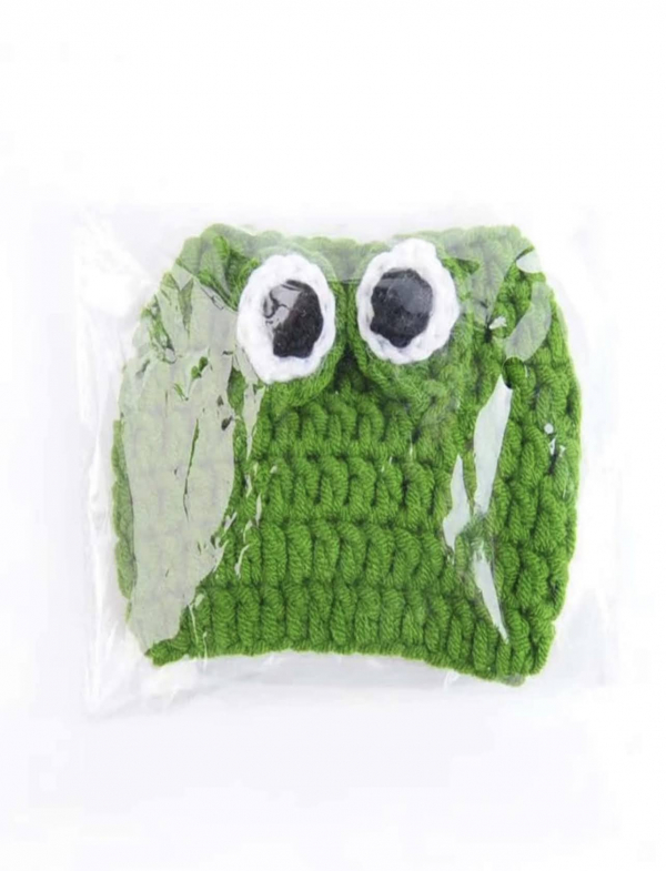 Pet Costume Goof Frog Hat Packaged